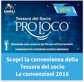 Tessera socio Proloco 2016