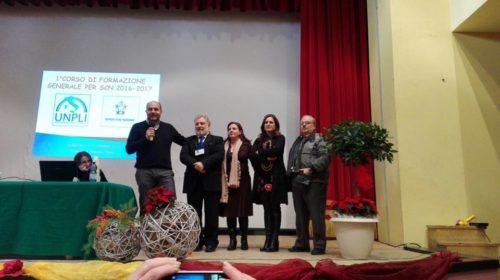 Il Presidente nazionale Antonino La Spina con i Presidenti provinciali Paolo Savatteri (Agrigento), Loreto Ognibene (Caltanissetta), Enza Costantino (Palermo), Maria Svavuzzo (Trapani).