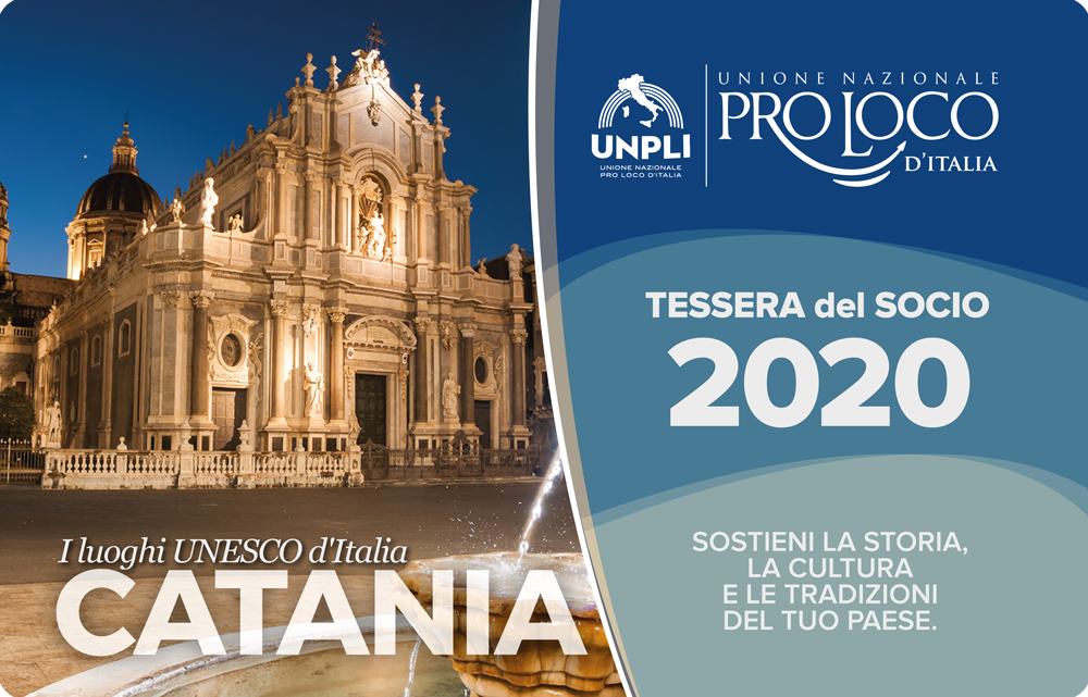 Tessera socio Proloco 2020